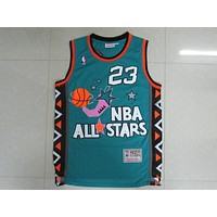 NBA Chicago Bulls #23 Michael Jordan 1996 All Star Swingman Jersey