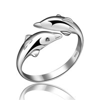 Dolphins Ring
