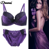 New Sexy Bras For Women Lace Lady Ultrathin Breathable Push Up Underwear Bra Ultra Thin Seamless Lingerie DE And E Cup