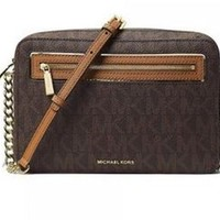 MICHAEL Michael Kors Frame Out Large Crossbody