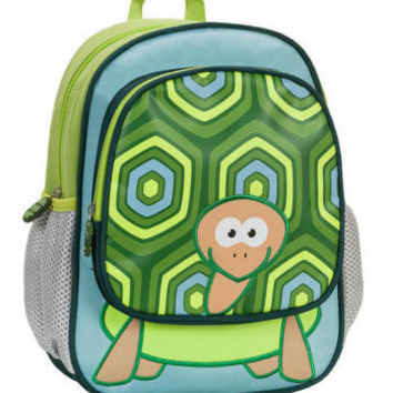 Rockland Kids Turtle Backpack School Bag