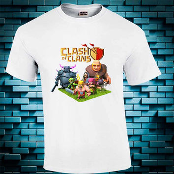 Clash Of Clans Dream - Clash Of Clans Dream t shirt youth - Clash Of Clans Dream shirt kids - tshirt adult unisex - Funny Tshirt