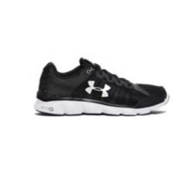 Under Armour Men's UA Micro G Assert 6  2E Wide Running Shoes