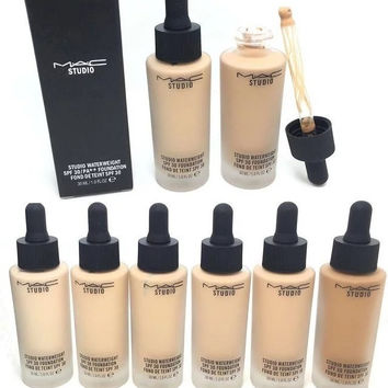 Bottle Liquid Foudation Face Makeup Concealer Highlighter Natural Beauty Face Skin Cosmetic