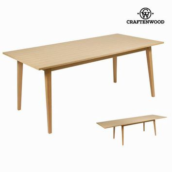 Wood extending table - Modern Collection by Craften Wood