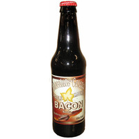 Chocolate Covered Maple Smoked Bacon Soda