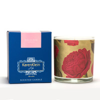 Karen Klein Florence Collection - Tuscan Rose Candle