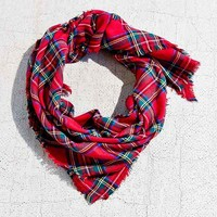 Urban Renewal Flannel Plaid Neckerchief
