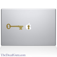 The Key to My Apple Macbook Decal | Macbook Vinyl Decals | The Decal Guru