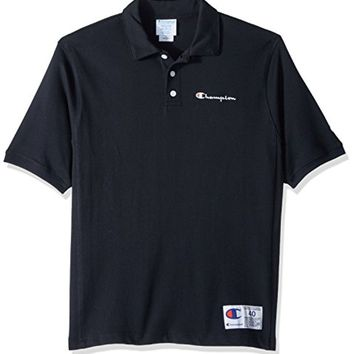 Champion LIFE Men's Reverse Weave Heavyweight Polo