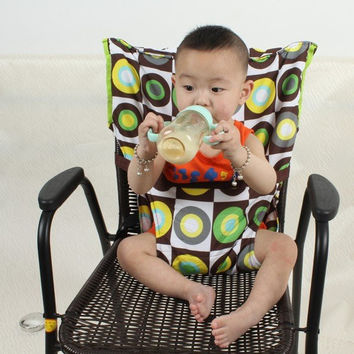 Choice of Baby Portable Highchair Safety Chair Protector