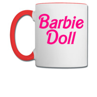 Barbie Doll - Coffee/Tea Mug