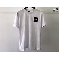 THE NORTH FACE 2019 New S/S Square Logo Half Sleeve T-Shirt #3