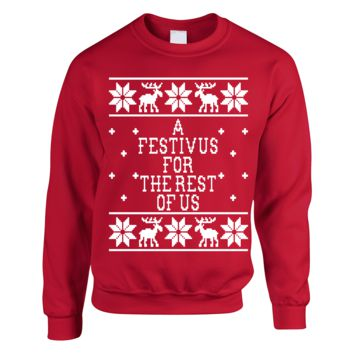 A Festivus For The Rest of US - Ugly Sweater - Seinfeld