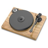 Pro-Ject Audio - Xperience Classic - Manual Turntable - Olive Wood