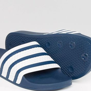 adidas Originals Adilette sliders g16220 at asos.com