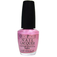 OPI Aphrodite's Pink Nightie Nail Lacquer (15ml)