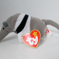 Teenie Beanie Antsy the Anteater McDonalds Promotion 1999