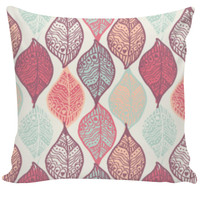 """""""Pretty in Pink"""" Couch pillow"""
