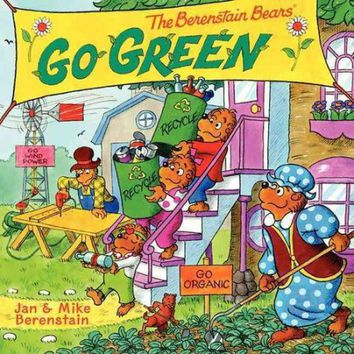 The Berenstain Bears Go Green - Walmart.com