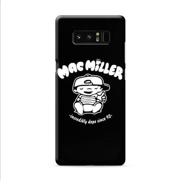Mac Miller Samsung Galaxy Note 8 case