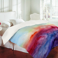 DENY Designs Home Accessories | Jacqueline Maldonado Arpeggi Duvet Cover Sale Item