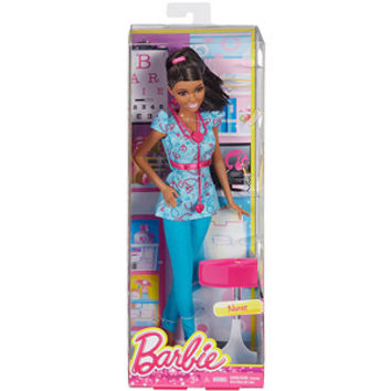 Walmart: Barbie I Can Be Nurse Doll, African American