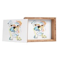 Casey Rogers Bulldog Color Storage Box