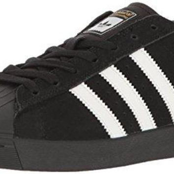 adidas Originals Men s Superstar Vulc ADV Shoes acd538c3e536