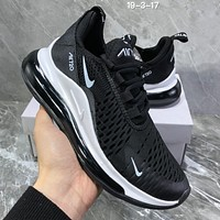 Nike Air Max 720  Full-palm air-cushioned running shoes