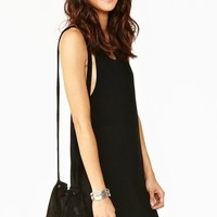 Kozue Dress - Black