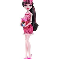 Monster High Dead Tired - Draculara - one color, one size