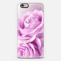 Softly, Tenderly Lavender iPhone 6 case by Lisa Argyropoulos | Casetify