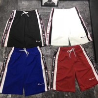 """ Champion "" Men Casual Sport Shorts"