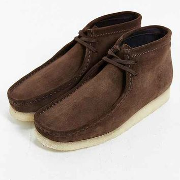 Clarks Wallabee Suede Boot
