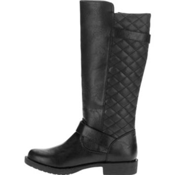 Walmart: FADED GLORY WOMENS QUILTED RIDING BOOT