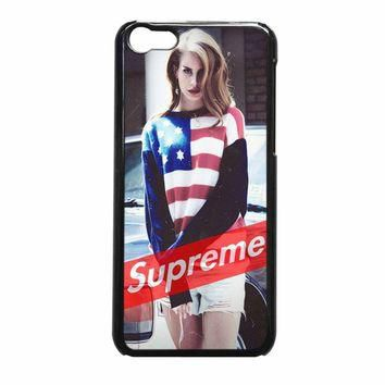 Lana Del Rey Supreme 2 iPhone 5c Case