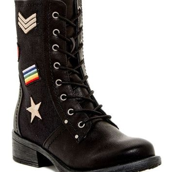 MIA | Nate Patched Combat Boot