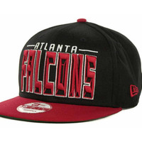 Atlanta Falcons NFL Three Deep 9FIFTY Cap