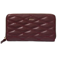 DKNY Lara Large Zip-Around Wallet, Created for Macy's | macys.com