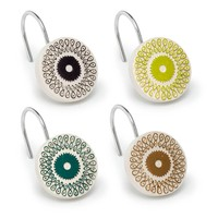 Suzanni Shower Curtain Hooks