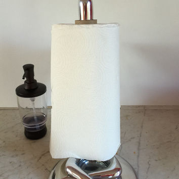 Patty the Paper Towel Holder. . . I mean really?