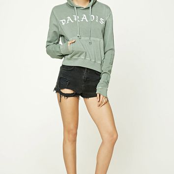 Paradise Graphic Hoodie