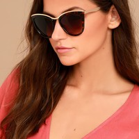 Style First Tortoise Sunglasses