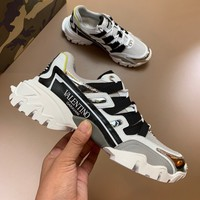 VALENTIN  Fashion Men Casual Running Sport Shoes Sneakers Slipper Sandals