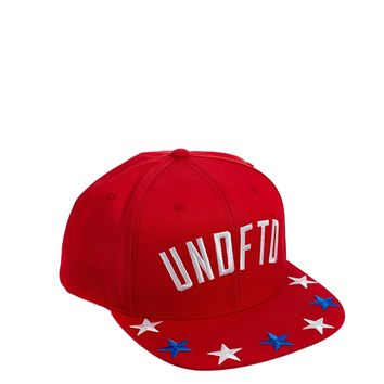 Undefeated Global Starter Snapback Cap