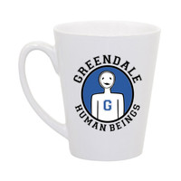 Community- Greendale Human Beings coffee mug