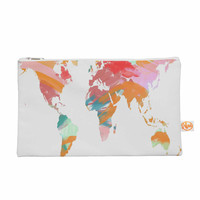 """Chelsea Victoria """"Wild World"""" Travel Painting Everything Bag"""