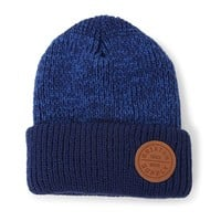 Brixton Oath Beanie - Mens Hats - Blue - One