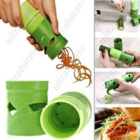 Multi-Functional Kitchenware Fruit and Vegetable Processing Device for Home Use from UltraBarato Gadgets